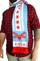"COCK SPARRER ""Chicago Belongs To Me"" Scarf"