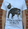 "DOWNTOWN STRUTS: ""Racoon"" T-Shirt"