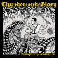 "THUNDER & GLORY: ""Living In The Crossfire"" 10"" EP"