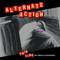 "ALTERNATE ACTION: ""Thin Line: The Complete Discography"" 12"" LP"