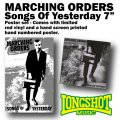 "MARCHING ORDERS - ""Songs of Yesterday"" 7"" (PACKAGE SPECIAL!)"