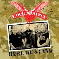 "COCK SPARRER ""Here We Stand"": LP"