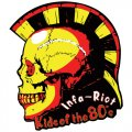 "INFA-RIOT ""Kids of the 80's"" Shaped Picture Disc"