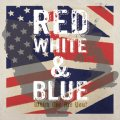 Red White Amp Blue 2x7 4 Way Split Ppr059 4 99