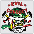 "EVIL CONDUCT ""THAT OLD TATTOO"" 11"" SHAPED PICTURE DISC"