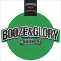 "*NEW* BOOZE & GLORY ""Carry On"" 12"" Shaped Picture Disc"
