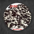 "4 SKINS ""One Law For Them"": 7"" Pic Disc"