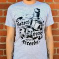 "PIRATES PRESS RECORDS ""BOTTLE LOGO"" T-Shirt"
