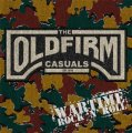 "THE OLD FIRM CASUALS: ""Wartime Rock 'N Roll"" 12"" EP"