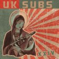 "UK SUBS: ""XXIV"" Deluxe CD Book/LP"