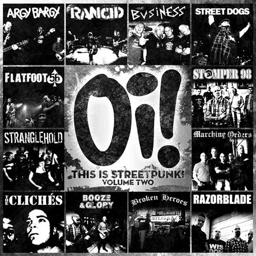 VA - Oi! This Is Streetpunk! Vol. 2